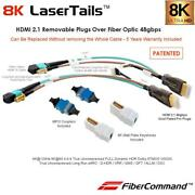 8k Lasertail - Hdmi 2.1 Main Termination Kit For Irovf Pro Xg With Enhanced Earc