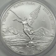 2016 Mexican Libertad 1oz Bu In Capsule Excellent Condition - Bulk Pricing