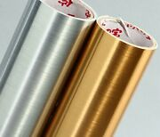 Wallpaper Stickers Silver Mirror Stainless Steel Household Appliance Refurbished
