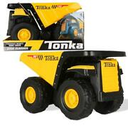 New Durable Tonka - Steel Classics - Toughest Mighty Dump Truck Toy Kids Gift