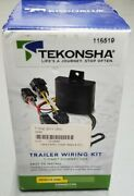 Tekonsha 118519 T-one 4-way T-connector Trailer Hitch Wiring Lincoln Mkx