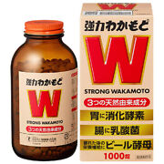 Strong Wakamoto 1000 Tablets From Japan I Us Seller