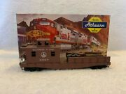 Athearn 1279 Ho Scale Baltimore And Ohio Work Caboose X1623 Customized