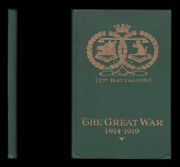 7th Battalion Argyll And Sutherland Highlanders In The Great War 1914-1919 Ypres