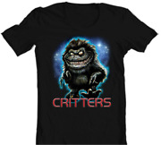 Critters T-shirt Retro 80and039s Horror Movie Unisex