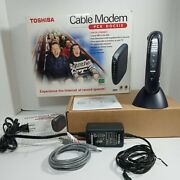 Toshiba Modem Pcx Docsis Pcx2200 All Included