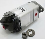 Tandem Hydraulic Pump - Fits Jcb 20-206400 For Fastrac 130t Contractor