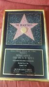 1980 Beach Boys Hollywood Walk Of Fame - Personal Copy Presented To Mike Love