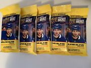 2020-21 Upper Deck Series 2 Hockey Cards Lot Of 5 Fat Stacks
