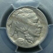 1923 S 5c Buffalo Nickel Five Cents Certified Pcgs Au55 Us Mint Coin