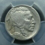 1924 S 5c Buffalo Nickel Five Cents Certified Pcgs Vf20 Us Mint Coin