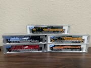 Kato - 5 N Scale Locomotives - Selling As A Set Only