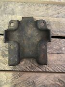 Harley Davidson K Model Sportster Tray Box Carrier Mount Mounting Part Parts
