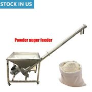 Ds-3 Automatic Powder Auger Feeder Apply To Food Powder Filling Flour Feeding Us