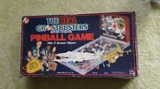 Vintage Ghostbusters Pinball Arcade Game Machine Super Rare Toy In Box
