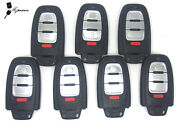 Lot X7 Oem Audi Keyless Entry Smartkey Transmitter Unlocked Fob- Iyzfbsb802 F