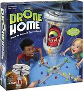 Brand New Playmonster Drone Home Game - Race To Launch Your Aliens New 2020