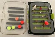 Large Lot Of Vintage Fly Rod Fishing Lures 58 Small And Medium