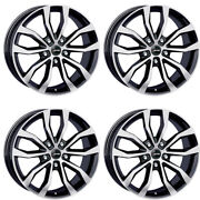 4 Autec Uteca Wheels 9x21 5x1143 Swp For Dacia Duster