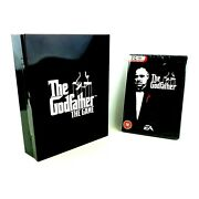 Brand New The Godfather The Game 1 I Pc Collectorand039s Edition Coffin Metal Case