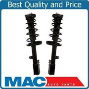 100 New Rear Complete Coil Spring Struts For Toyota Camry Se Model 07-2011