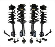 Suspension Chassis 12pc Kit Fits For Subaru Forester Without Self Leveling 06-08