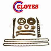 Cloyes Front Engine Timing Chain Kit For 1999-2001 Ford F-350 Super Duty - Ot