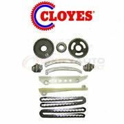 Cloyes Front Engine Timing Chain Kit For 1997-2000 Ford E-150 Econoline Club Zu