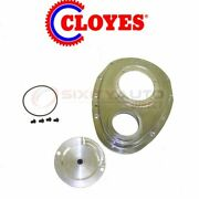 Cloyes Engine Timing Cover For 1957 Chevrolet One-fifty Series - Valve Train Dx