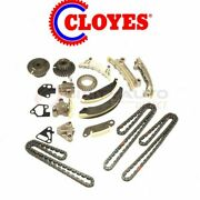 Cloyes Front Engine Timing Chain Kit For 2008-2010 Saturn Vue 3.6l V6 - Jc