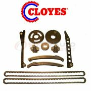 Cloyes Front Engine Timing Chain Kit For 2002-2003 Ford F-150 - Valve Train Ka