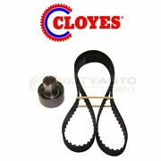 Cloyes Timing Belt Component Kit For 1984-1989 Nissan 300zx - Engine Valve Xt