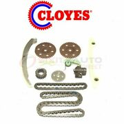 Cloyes Front Engine Timing Chain Kit For 2005-2011 Ford Focus - Valve Train Zt