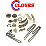 Cloyes Front Engine Timing Chain Kit For 2015-2016 Chevrolet Colorado - Bk