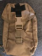 New Tactical Tailor Molle Ifak Zippered Medical Pouch Medic Coyote Brown Tank