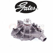 Gates Engine Water Pump For 1988-1989 Ford F-250 7.5l V8 - Coolant Uy