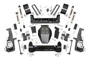 Rough Country 5 V2 Monotube Lift Kit For 2020 Chevy/gmc 2500 Hd 4wd - 10270
