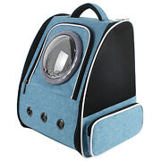 Cat Carrier Backpack Bubble Space Capsule Pet Carrier Backpack For Small Dog