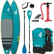 Fanatic Ray Air Premium Package Sup Stand Up Paddle Board Inflatable Isup Set