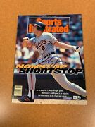 Cal Ripken Autographed Sports Illustrated Cover Authenticated And No Label