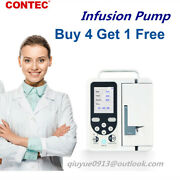 Infusion Pump Accurate Rechargable With Audio-alarm Pump-ivandfluid Equipment