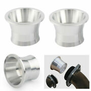 Exhaust Power Torque Cones For Harley Touring Evo Twin Cam Sportster Drag Pipes