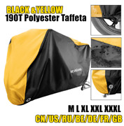 Motorcycle Scooter Cover Case Bike Dirt Dust Rain Safe Waterproof Uv Sun Cover