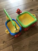 Fisher Price Amazing Animals Car Only Part Of Train - Choo Choo