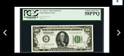 Chicago Fr. 2151-g 100 1928a Dark Green Seal Fed Pcgs Choice About New 58