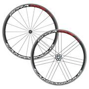 2018 Campagnolo Bora One 35 Clincher Wheelset Bicycle Bike - Pair