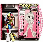 Brand New Lol Surprise Omg Lights Angles Fashion Doll With 15 Surprises