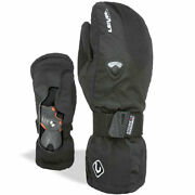 Level Fly Mitten Junior Kinder-skihandschuhe With Protector Mittens New