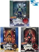 Toynami Naruto Shippuden 4 Inch Series 1 Action Figure Set Of 3 New And In Stock