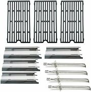 Grill Parts For Vermont Castings Rebuild Kit Burner Heat Plates Cooking Grids